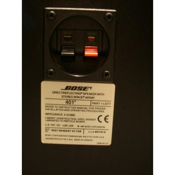 Bose 401 65prosystem ขาย ลำโพง Bose ลำโพง Bose ขาย