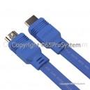 สาย HDMI Kaiboer Flat Line-Series V.2.0