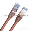 สายแลน (LAN) Kaiboer CAT7 RJ45 SSTP Ethernet Network Cable