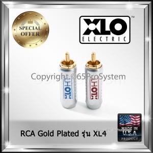 XLO RCA Plug Connector 8.5mm XL4