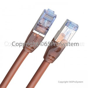 สายแลน (LAN) Kaiboer CAT7 RJ45 SSTP Ethernet Network Cable