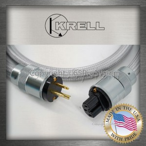 สายไฟ AC Krell Power Cable